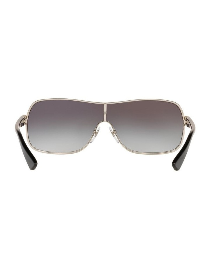Grey Shield Sunglasses 0HU1008 1532233003 image 7