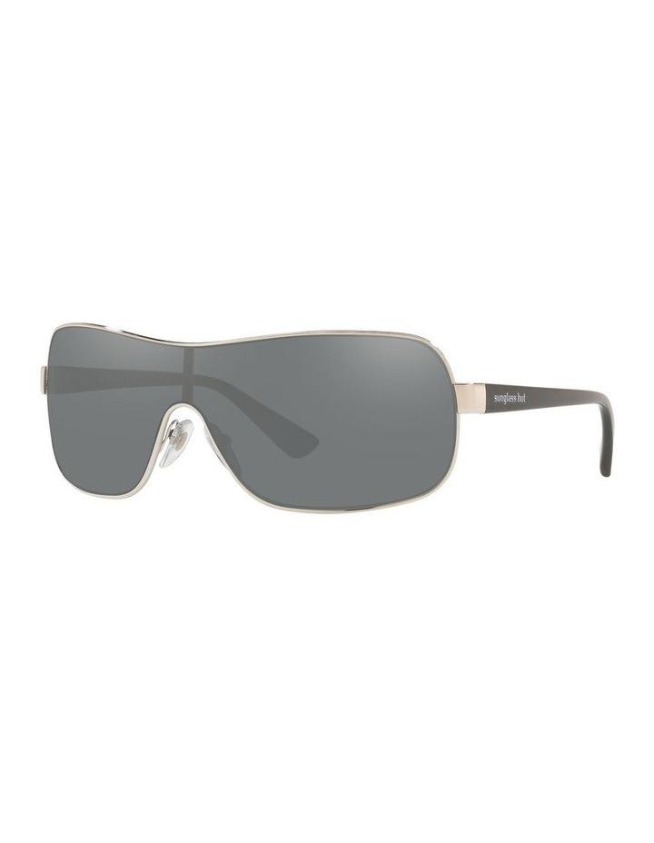 Black Shield Sunglasses 0HU1008 1532233004 image 1