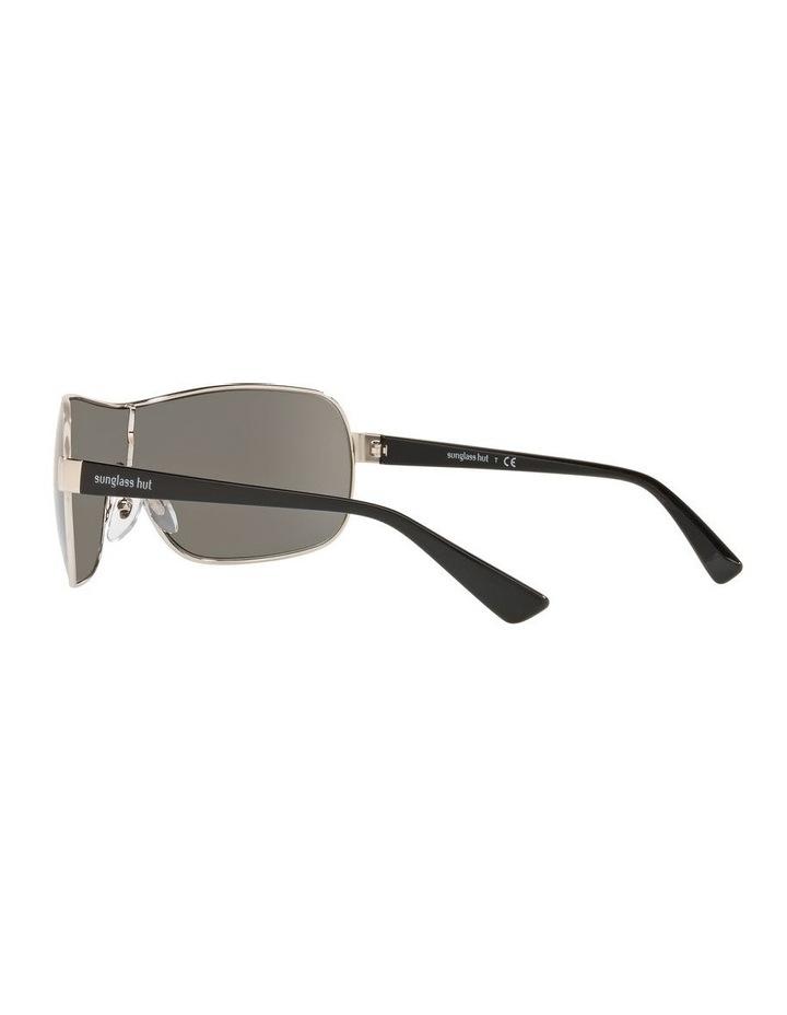 Black Shield Sunglasses 0HU1008 1532233004 image 5