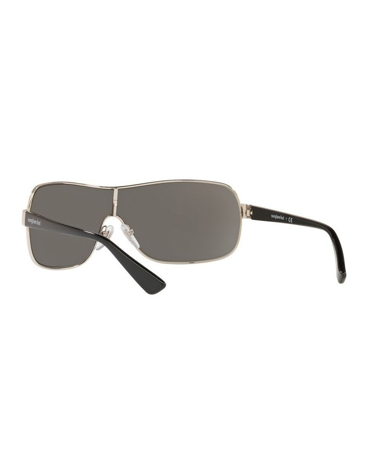 Black Shield Sunglasses 0HU1008 1532233004 image 6