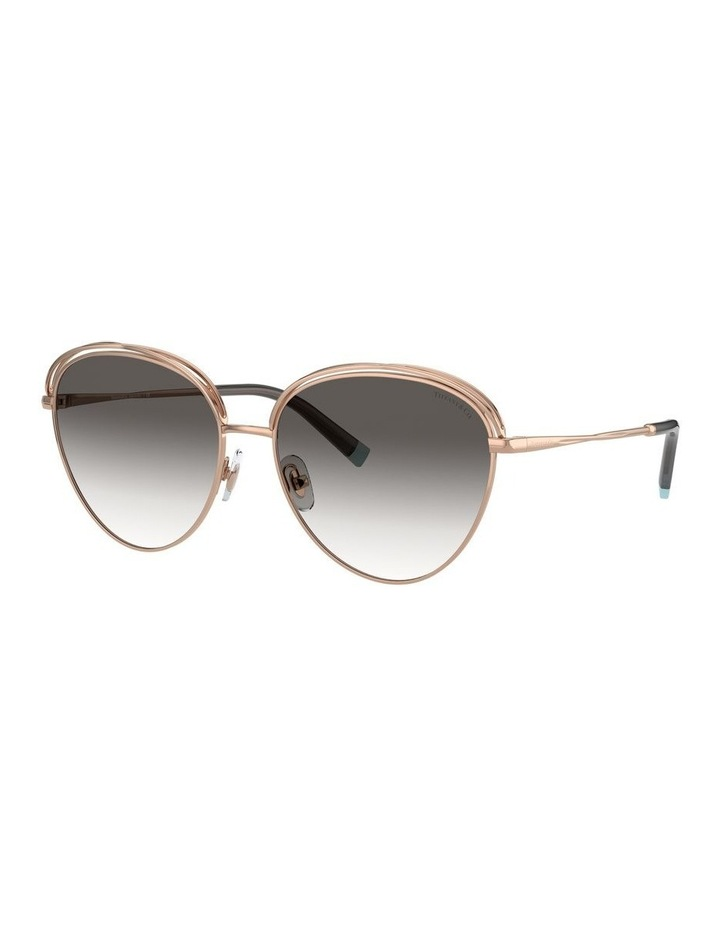 Pink Sand Round Sunglasses 0TF3075 1534351002 image 1