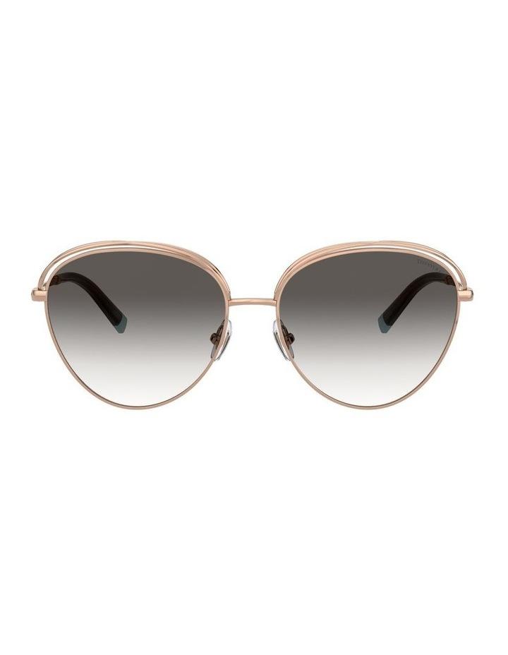 Pink Sand Round Sunglasses 0TF3075 1534351002 image 2