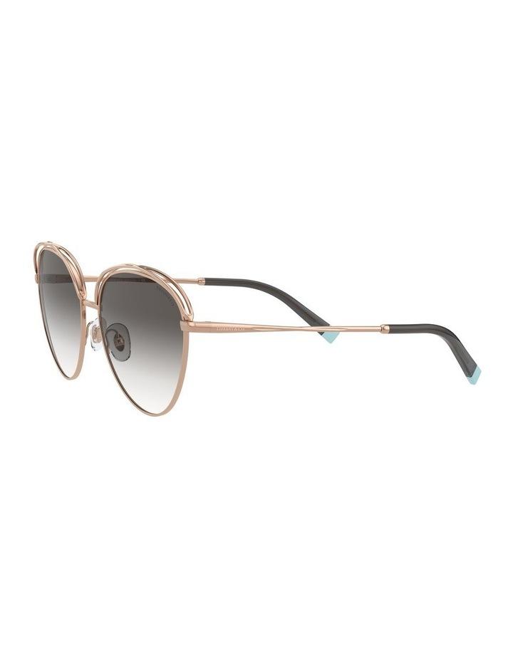 Pink Sand Round Sunglasses 0TF3075 1534351002 image 3