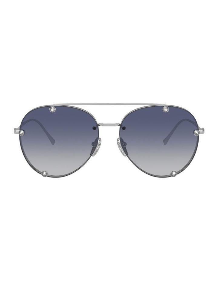 Blue Grey Aviator Sunglasses 0VA2045 1533988002 image 2