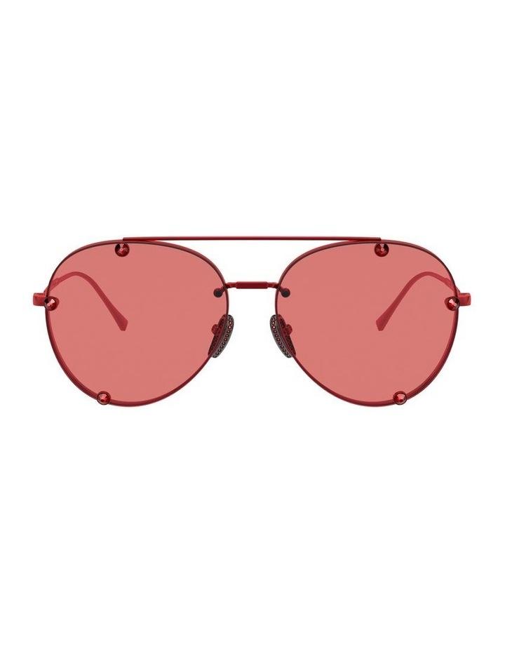 Red Aviator Sunglasses 0VA2045 1533988003 image 2