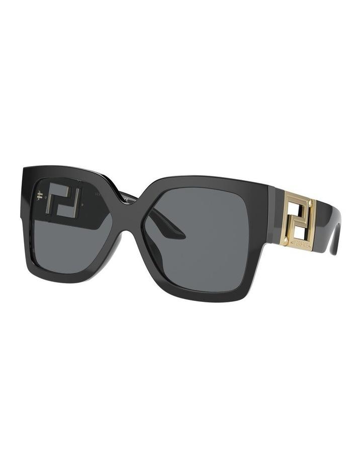 Black Square Sunglasses 0VE4402 1534357002 image 1