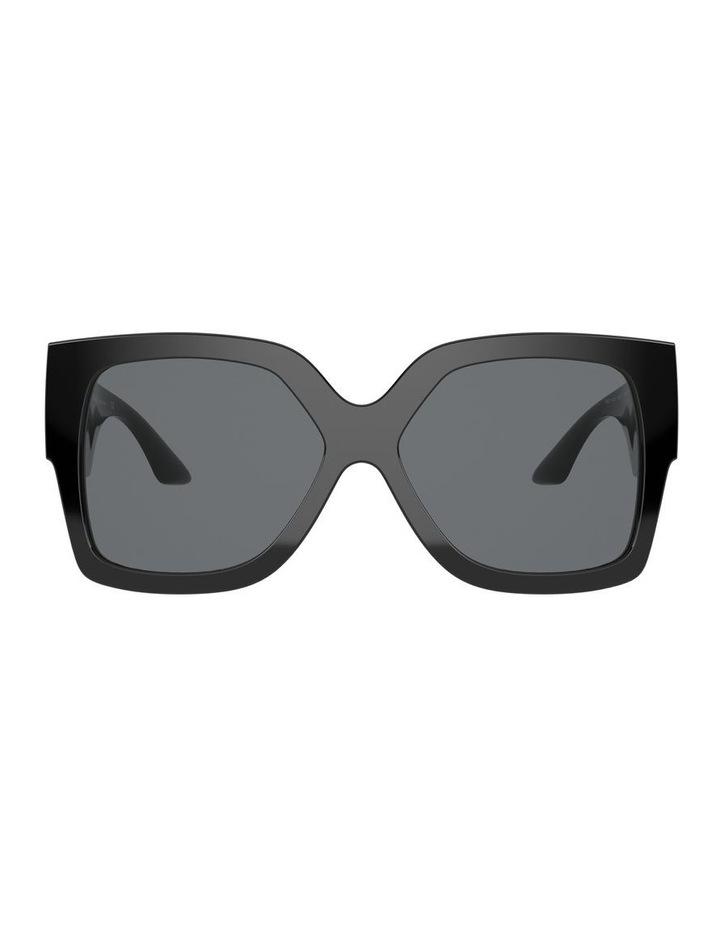 Black Square Sunglasses 0VE4402 1534357002 image 2