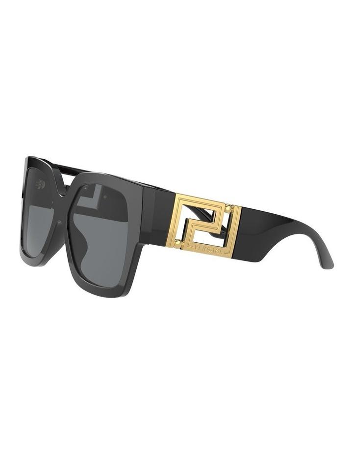 Black Square Sunglasses 0VE4402 1534357002 image 3