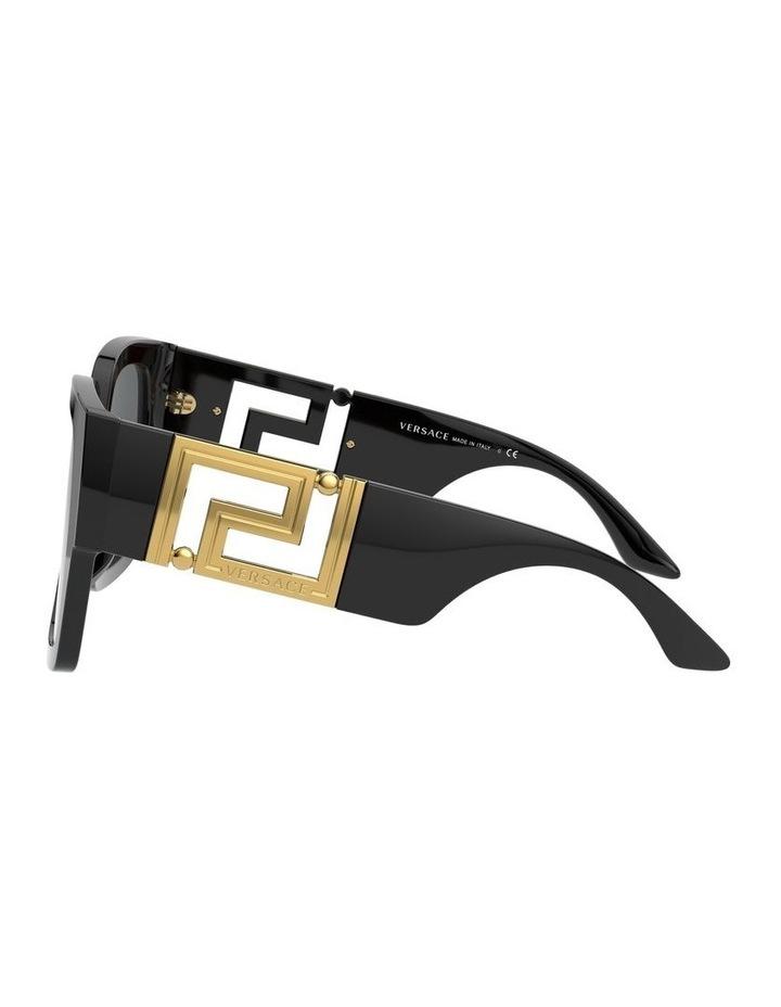 Black Square Sunglasses 0VE4402 1534357002 image 4