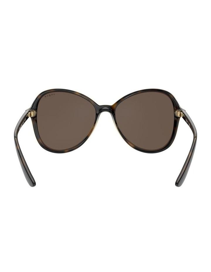 Tortoise Oversized Round Sunglasses 0VO5349S 1534316005 image 7