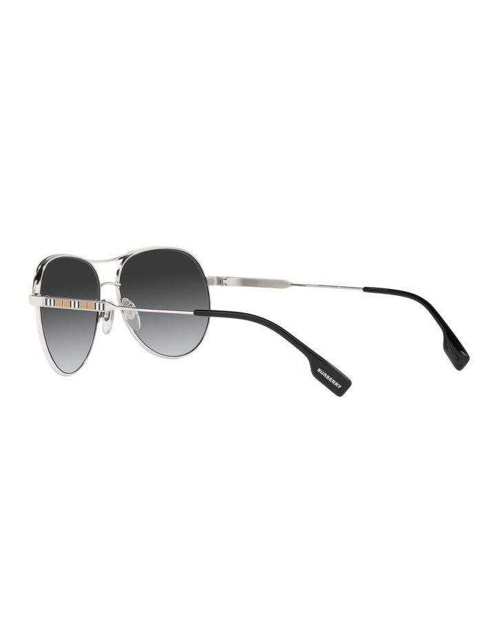 Tara Polarised Gold/Black Aviator Sunglasses 0BE3122 image 5