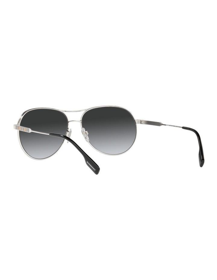 Tara Polarised Gold/Black Aviator Sunglasses 0BE3122 image 6