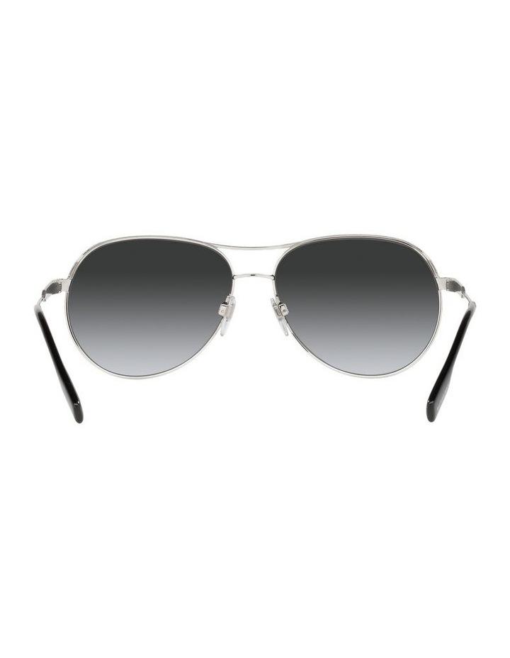 Tara Polarised Gold/Black Aviator Sunglasses 0BE3122 image 7