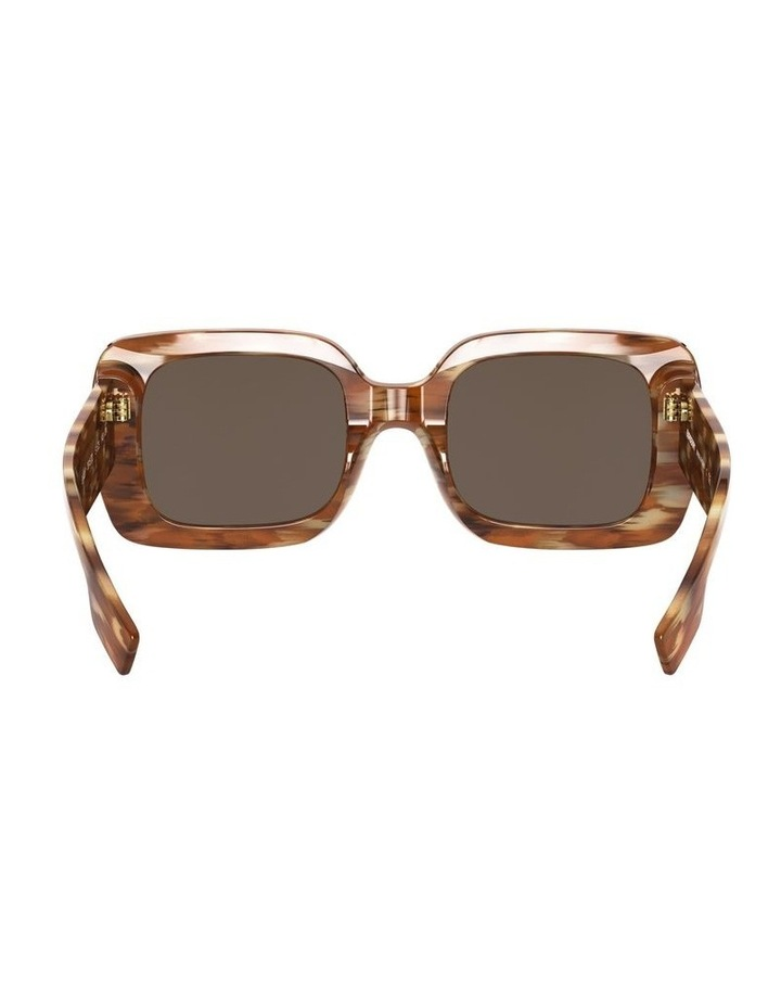 Delilah Brown Square Sunglasses 0BE4327 image 7