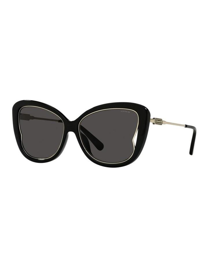 Black Butterfly Sunglasses 0HC8304U L1166 image 1