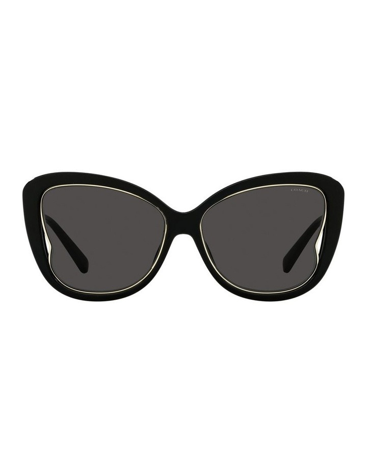 Black Butterfly Sunglasses 0HC8304U L1166 image 2