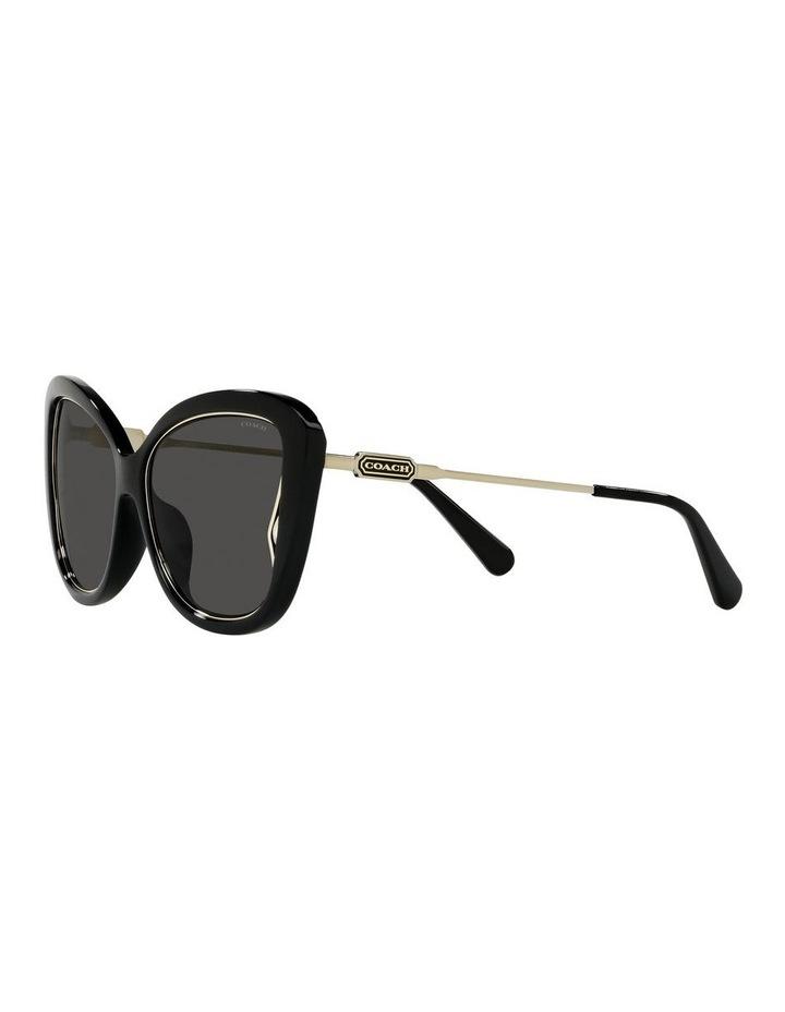 Black Butterfly Sunglasses 0HC8304U L1166 image 3