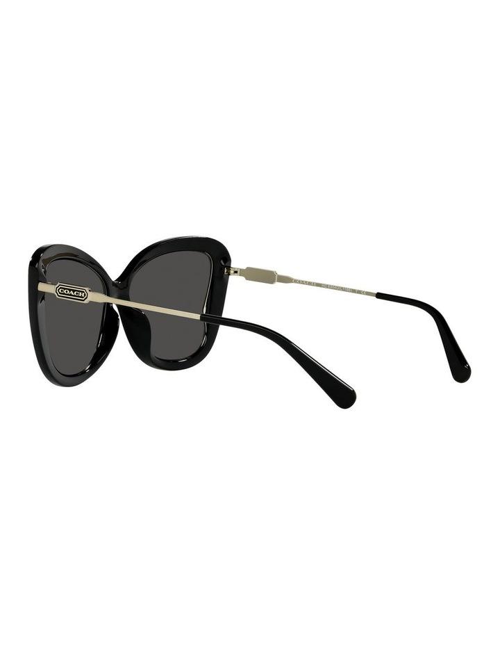 Black Butterfly Sunglasses 0HC8304U L1166 image 5