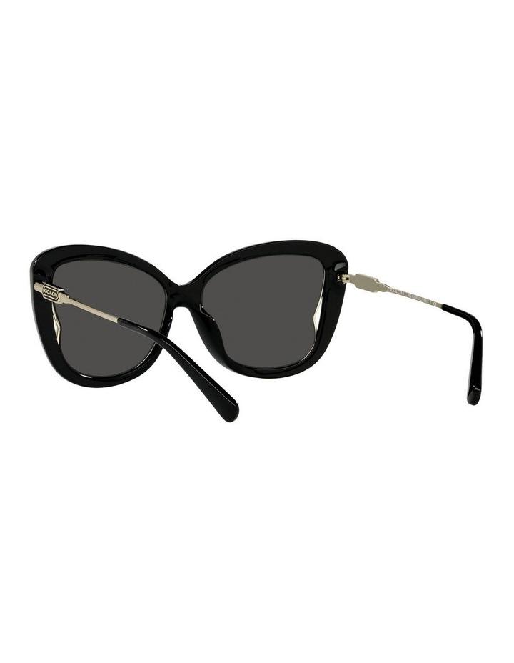 Black Butterfly Sunglasses 0HC8304U L1166 image 6