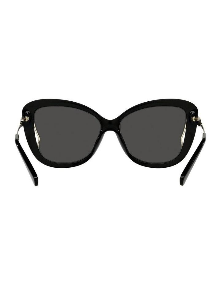 Black Butterfly Sunglasses 0HC8304U L1166 image 7