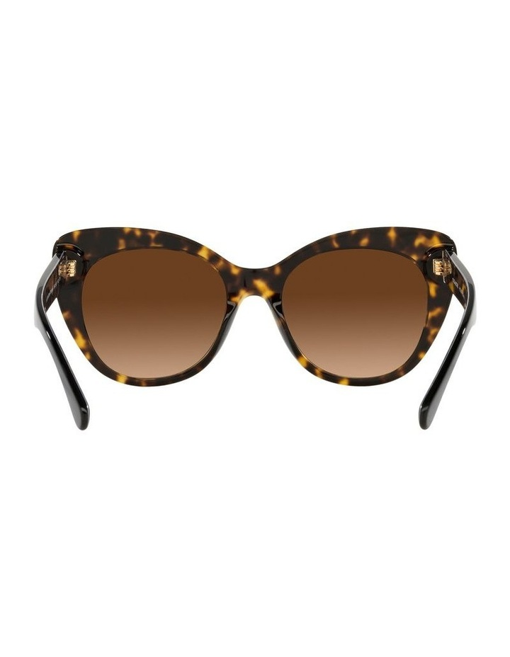 Tortoise Cat Eye Sunglasses 0HC8317 C3448 image 7