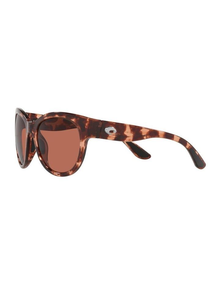Polarised Tortoise Round Sunglasses Maya 06S9011 image 3