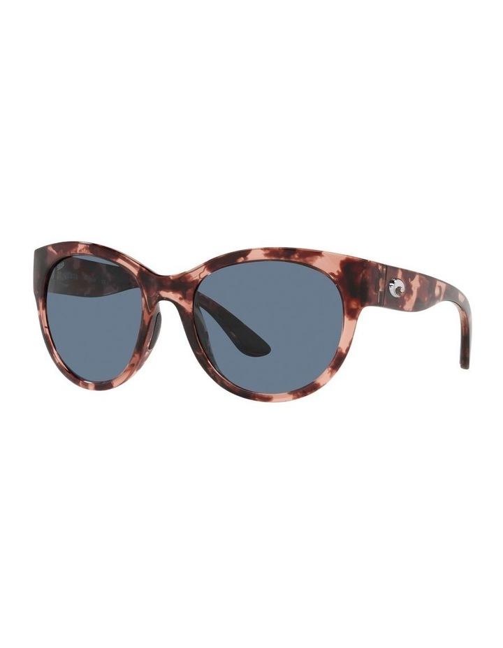 Polarised Tortoise Round Sunglasses Maya 06S9011 image 1