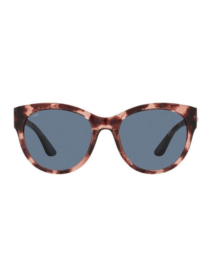 Polarised Tortoise Round Sunglasses Maya 06S9011 image 2