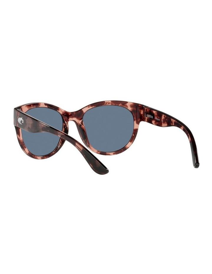 Polarised Tortoise Round Sunglasses Maya 06S9011 image 6