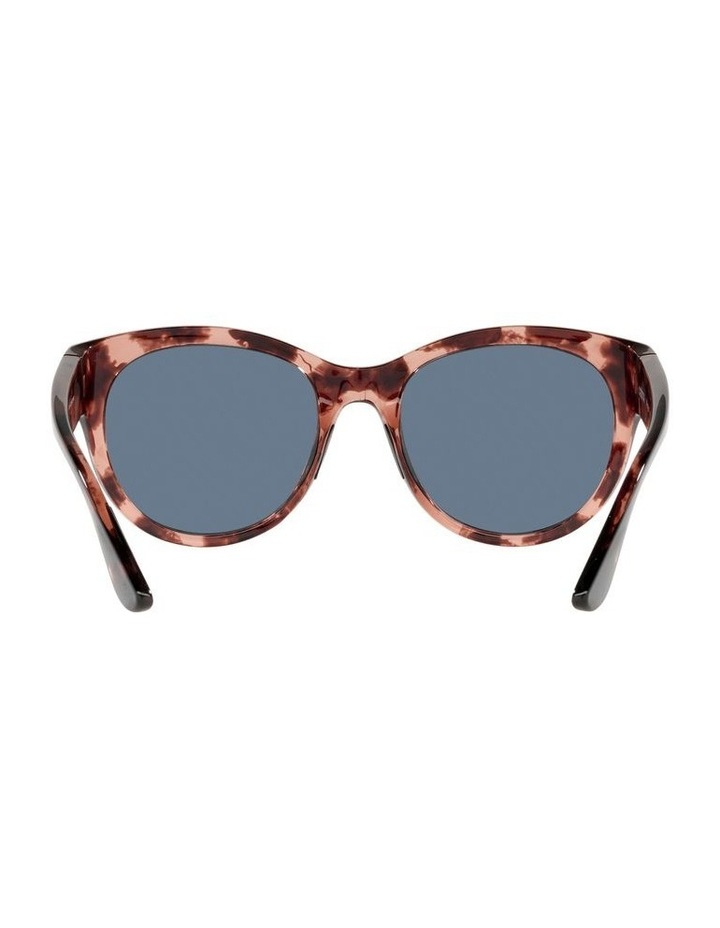 Polarised Tortoise Round Sunglasses Maya 06S9011 image 7