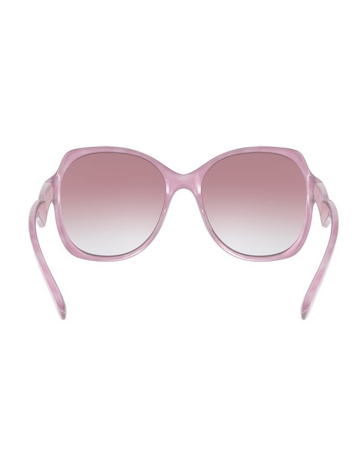 Pink Oversized Sunglasses 0DG6154 image 7