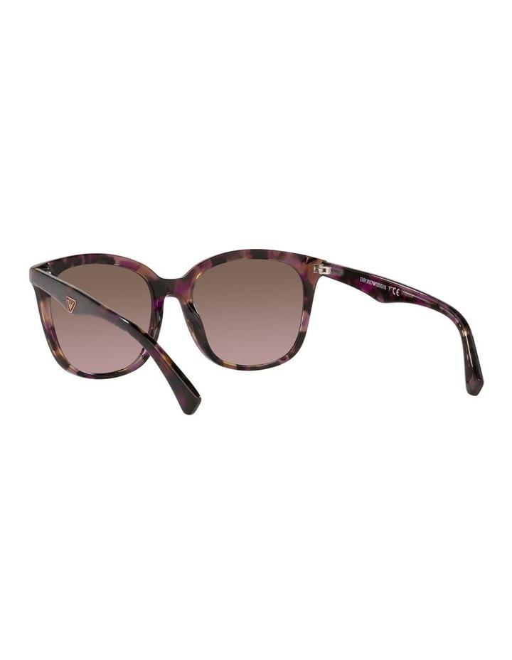 Red Rectangle Sunglasses 0EA4157F image 6