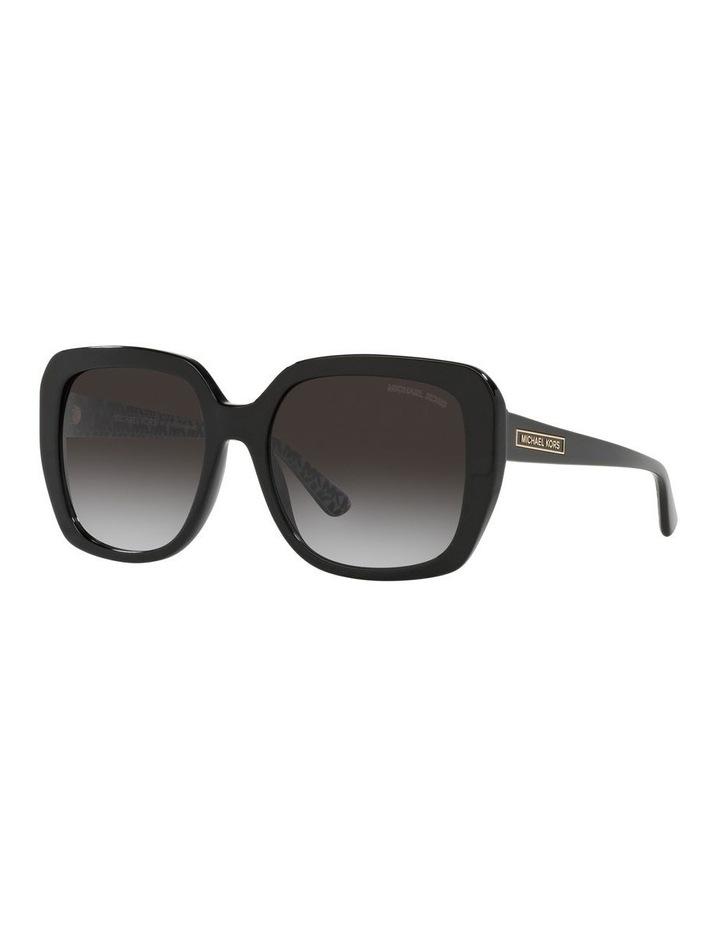 Manhasset Black Square Sunglasses 0MK2140 image 1