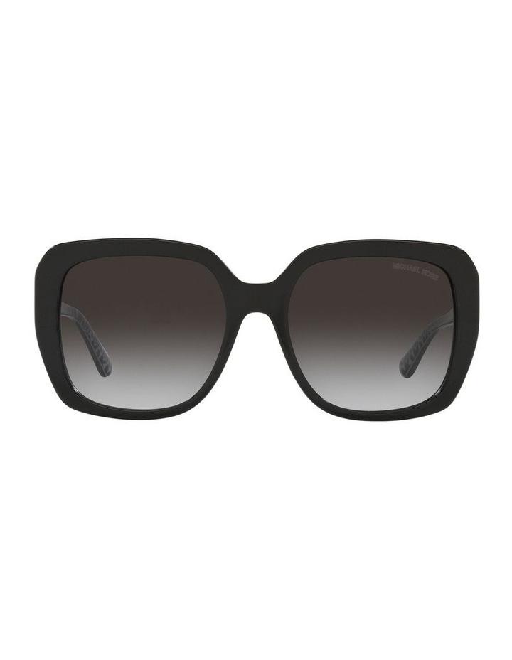 Manhasset Black Square Sunglasses 0MK2140 image 2