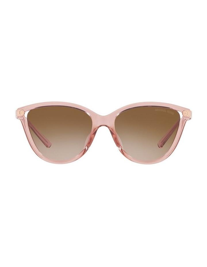Tulum Pink Cat Eye Sunglasses 0MK2139U image 2