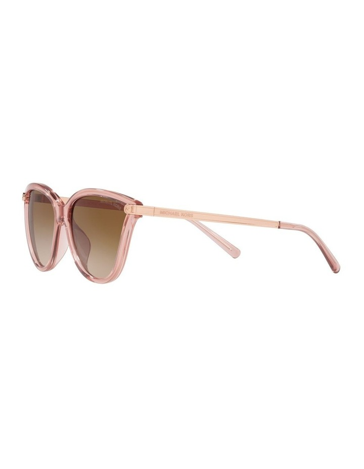 Tulum Pink Cat Eye Sunglasses 0MK2139U image 3