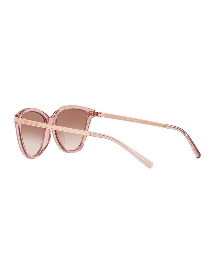 Tulum Pink Cat Eye Sunglasses 0MK2139U image 5