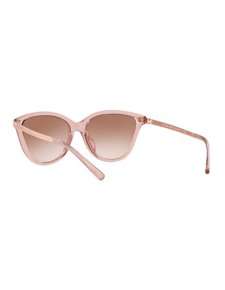 Tulum Pink Cat Eye Sunglasses 0MK2139U image 6