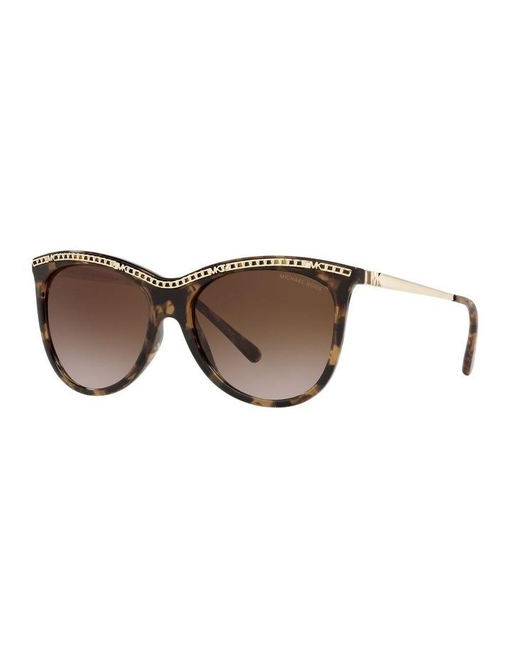 Copenhagen Gold/Tort Round Sunglasses 0MK2141 image 1