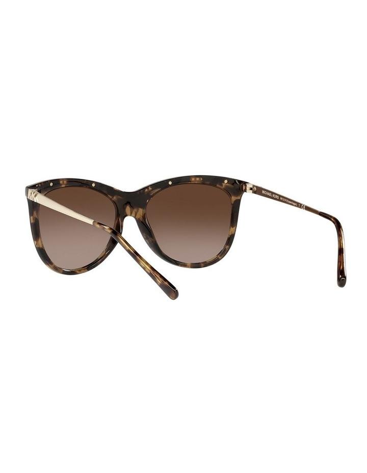 Copenhagen Gold/Tort Round Sunglasses 0MK2141 image 6