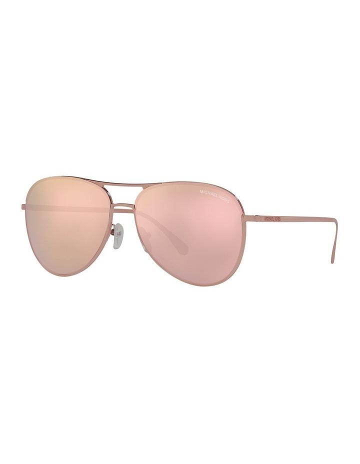 Kona Pink Aviator Sunglasses 0MK1089 image 1