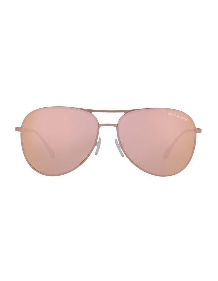 Kona Pink Aviator Sunglasses 0MK1089 image 2