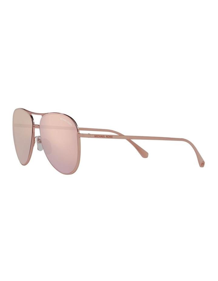Kona Pink Aviator Sunglasses 0MK1089 image 3