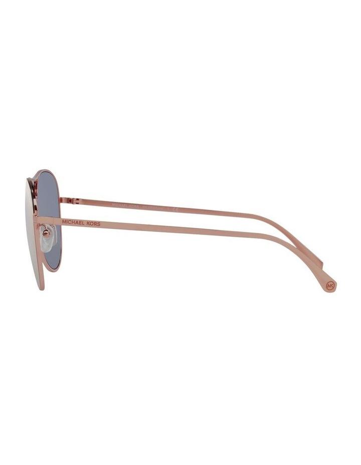 Kona Pink Aviator Sunglasses 0MK1089 image 4