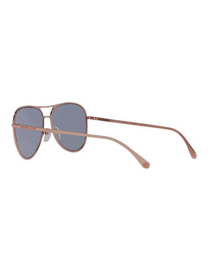 Kona Pink Aviator Sunglasses 0MK1089 image 5