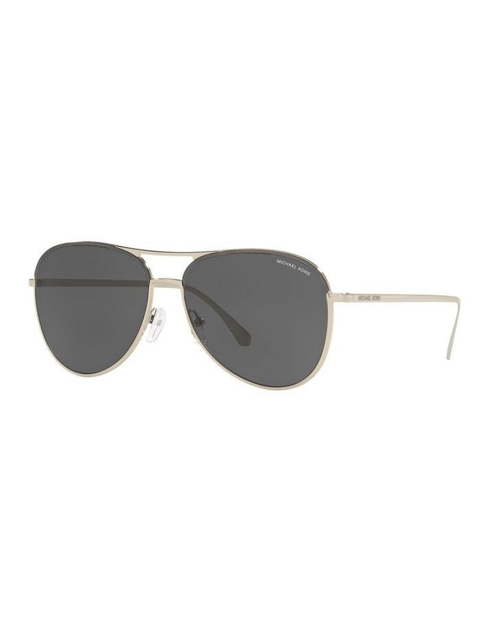 Kona Tan/Black Aviator Sunglasses 0MK1089 image 1