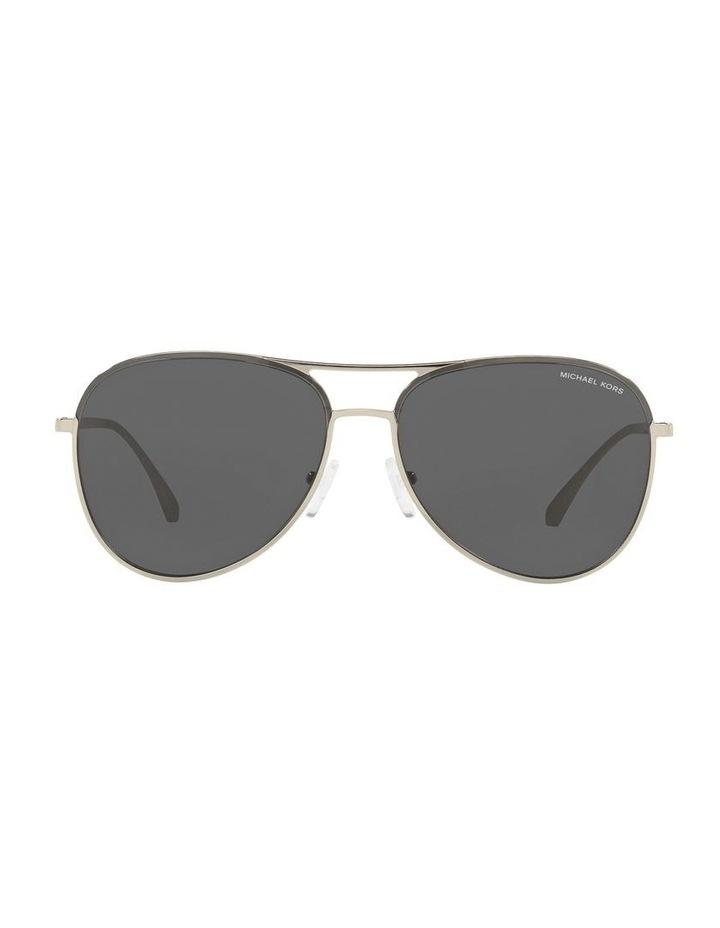 Kona Tan/Black Aviator Sunglasses 0MK1089 image 2