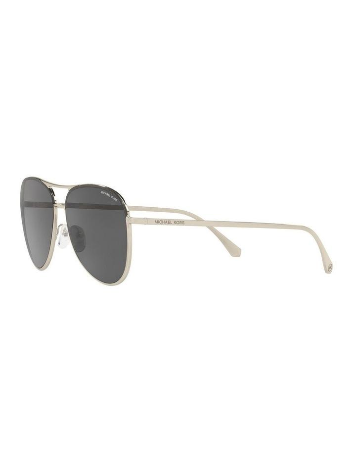 Kona Tan/Black Aviator Sunglasses 0MK1089 image 3