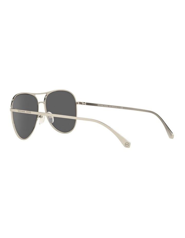 Kona Tan/Black Aviator Sunglasses 0MK1089 image 5