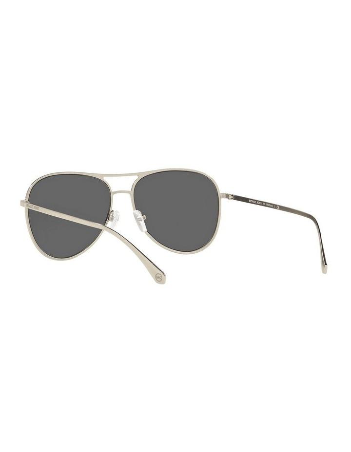 Kona Tan/Black Aviator Sunglasses 0MK1089 image 6